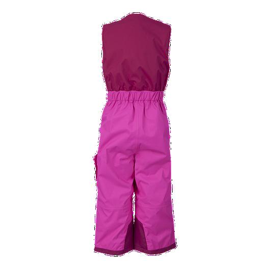 8d77c9da4 The North Face Toddler Girls' Insulated Winter Bib Pants