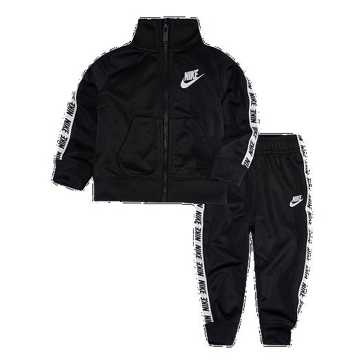 1d3dcd9bc775 Nike Baby Block Taping Tricot Jacket   Pants Set