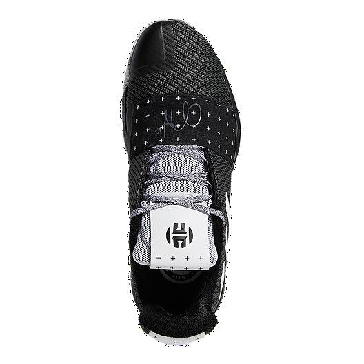 420e6bb2623 adidas Men s Harden Vol. 3 Basketball Shoes - Black White