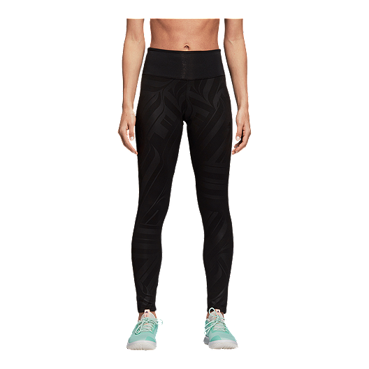 aba05c597e927 adidas Women's Design 2 Move High Rise Printed Long Tights | Sport Chek