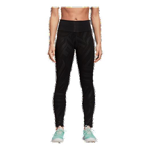 eb772e2a76a4e adidas Women's Design 2 Move High Rise Printed Long Tights | Sport Chek