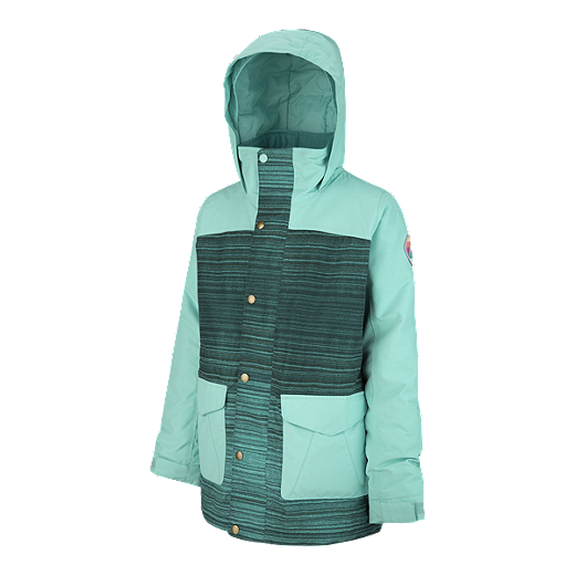 e616af27e1 Burton Girls' Elstar Winter Parka Jacket