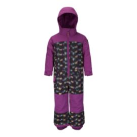 Burton Toddler Girls' Illusion 1 Piece Snow Suit