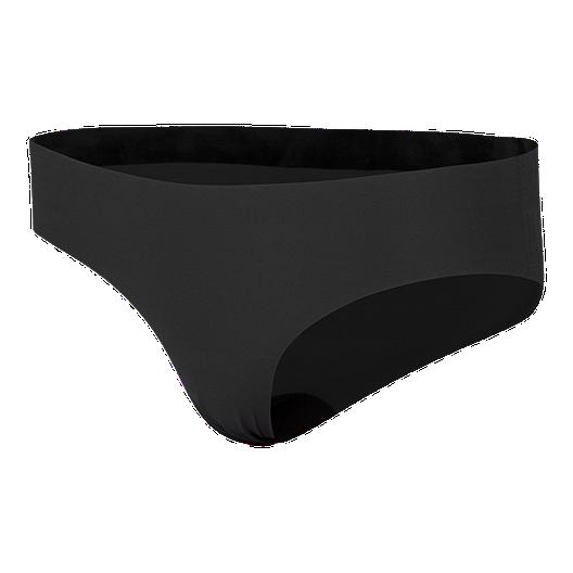 5b40d1eb5000 Diadora Luxe Thong Underwear - Black | Sport Chek