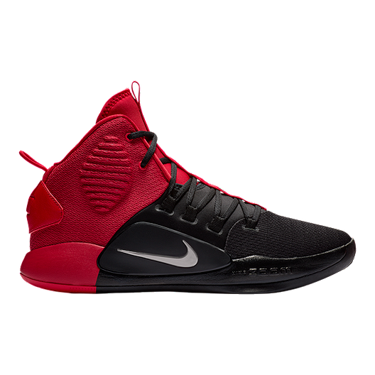 new products bad22 e9425 Nike Men s Hyperdunk X Basketball Shoes - Red Black   Sport Chek