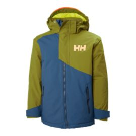Helly Hansen Boys' Cascade Insulated Winter Jacket