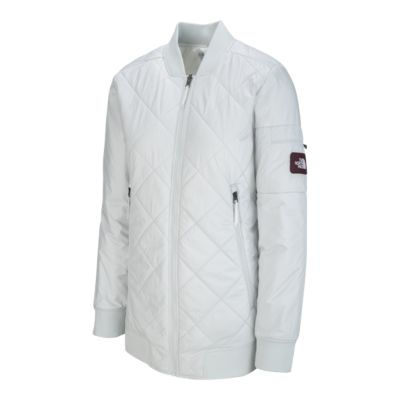 814bcebaf The North Face Women's Jester Insulated Reversible Bomber Jacket