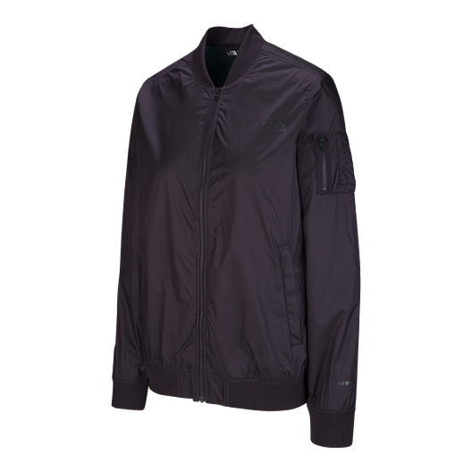 daa36ad0f The North Face Women's Meaford Bomber Jacket