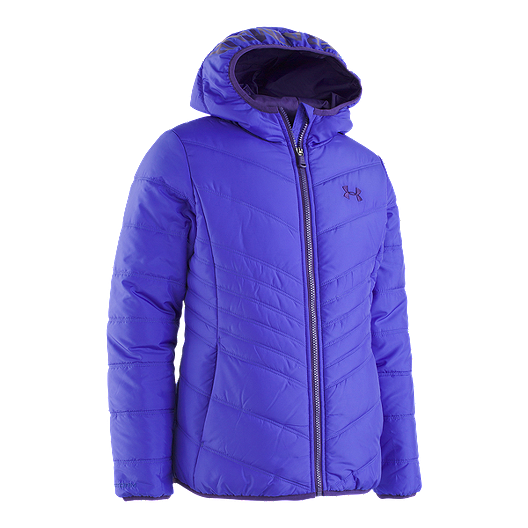 5997248df530 Under Armour Toddler Girls  Prime Puffer Jacket