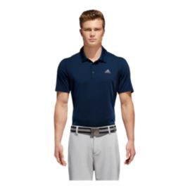 adidas Golf Men's Ultimate 365 Solid Polo Shirt