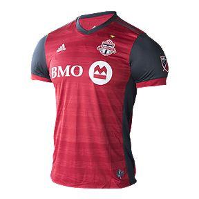Toronto FC adidas Authentic Home Jersey 6f2292b22