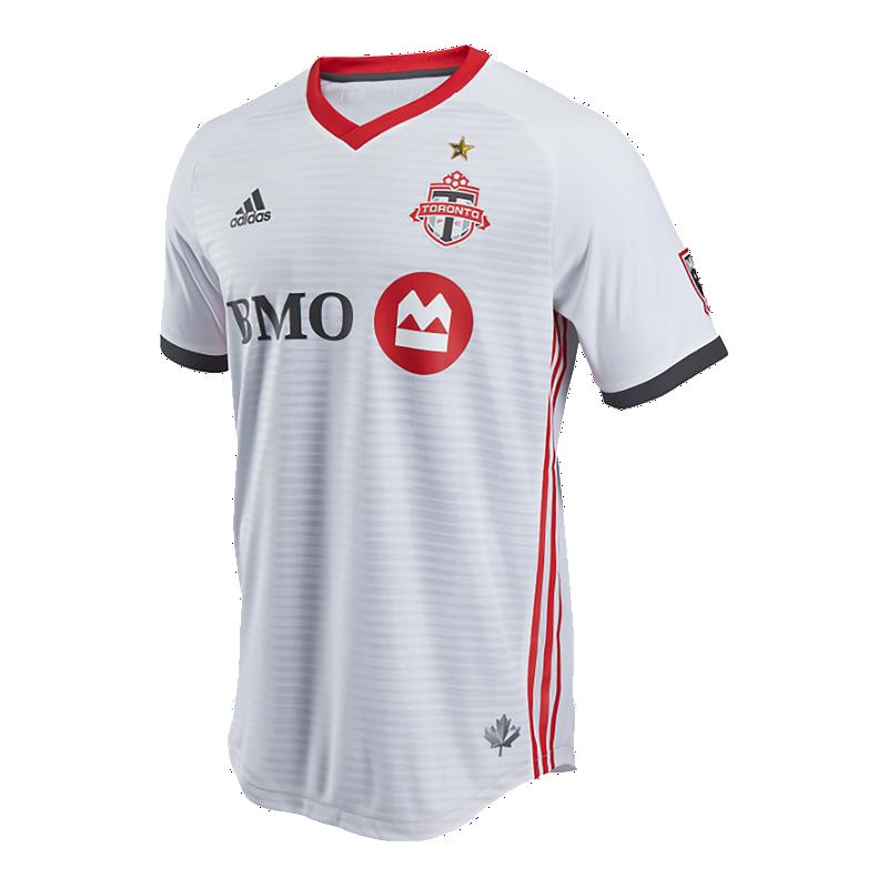 more photos 3408f 3d747 Toronto FC adidas Authentic Away Jersey