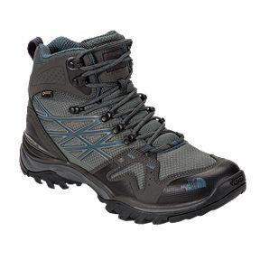 The North Face Men's Hedgehog Fastpack Mid GTX Hiking Shoes - Grey/Blue