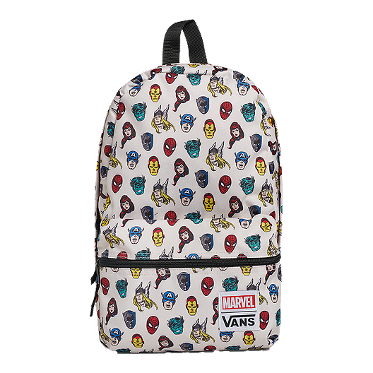 Vans Youth Marvel Avengers Calico Backpack | Sport Chek