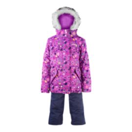 Gusti Toddler Girls' Hailey Jacket & Pants Winter Set