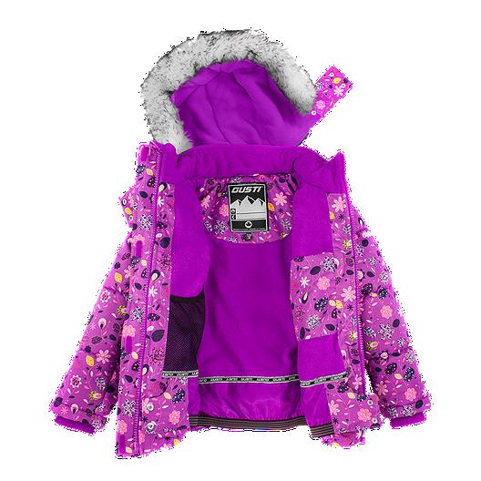 d7e8f285b Gusti Toddler Girls' Hailey Jacket & Pants Winter Set | Sport Chek