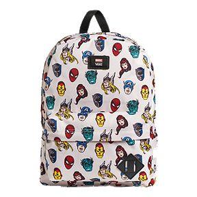 aeb2e9d7fd Vans Youth Marvel Old Skool II Backpack