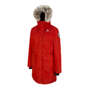 Woods Women's Alverstone Expedition Down Parka