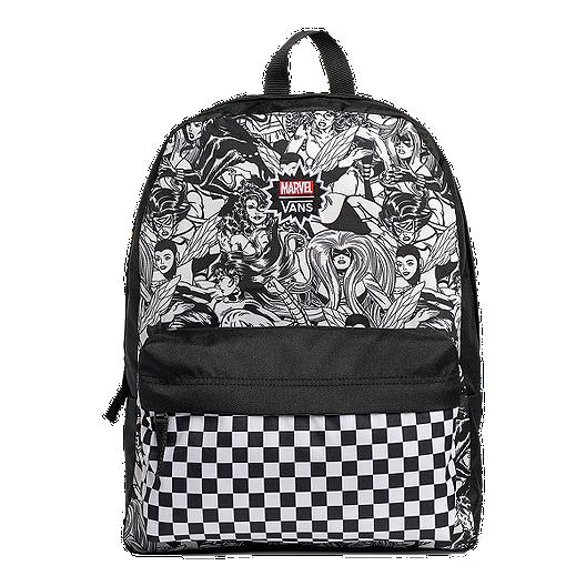 6223002a39 Vans Women's Marvel Realm Backpack | Sport Chek