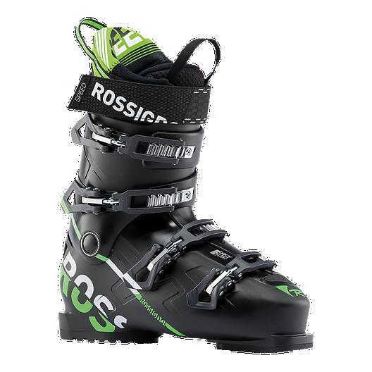 6bd4347b0f6 Rossignol Speed 80 Men s Ski Boots 2018 19 - Black Green