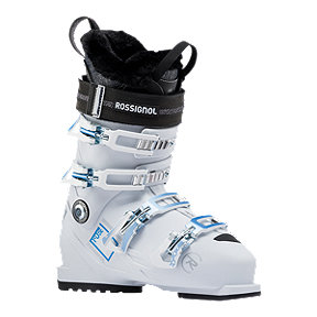 Rossignol Pure 80 Women's Ski Boots 2018/19 - White/Grey