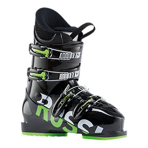 Rossignol Comp J4 Junior Ski Boots 2018/19 - Black
