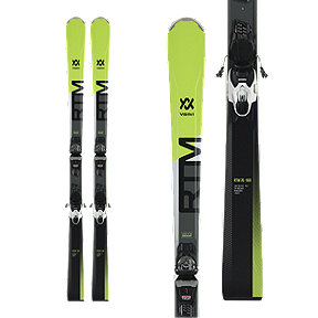 Völkl RTM 76 Men's Skis 2018/19 & Marker VMotion 10 GW Ski Bindings