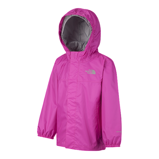 bbe84b4ccdb5 The North Face Toddler Girls  Tailout Rain Jacket