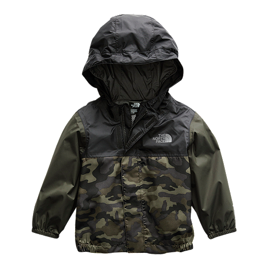 04c68ba17 The North Face Baby Boys' Tailout Rain Jacket | Sport Chek