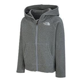 The North Face Toddler Boys' Glacier Full Zip Fleece Jacket