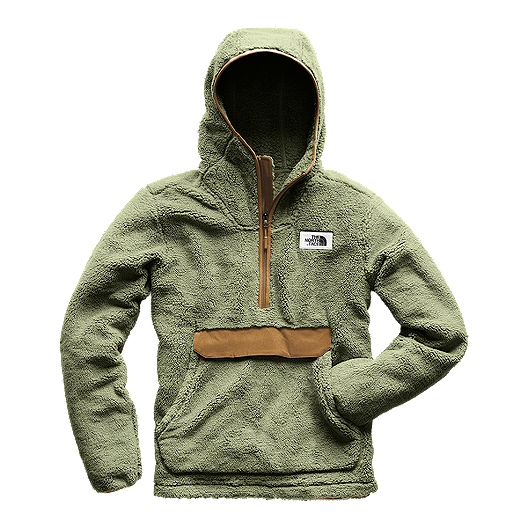 e943b49fa The North Face Men's Campshire Pullover Hooded Fleece Jacket | Sport ...