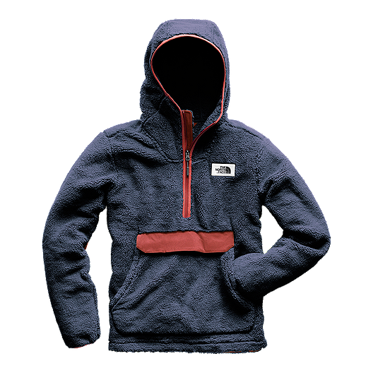 e8ffbc2c6d0b The North Face Men s Campshire Pullover Hooded Fleece Jacket
