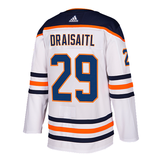 buy online 7bb29 56bac Edmonton Oilers adidas Leon Draisaitl Authentic Away Jersey