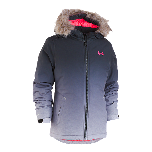 b7ddad47 Under Armour Girls' Laila Winter Parka Jacket | Sport Chek