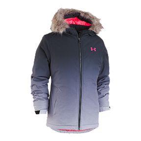 862197e66 Under Armour Girls' Laila Winter Parka Jacket