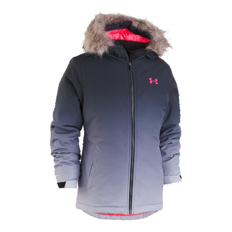 ec603e5ce Under Armour Girls' Laila Winter Parka Jacket