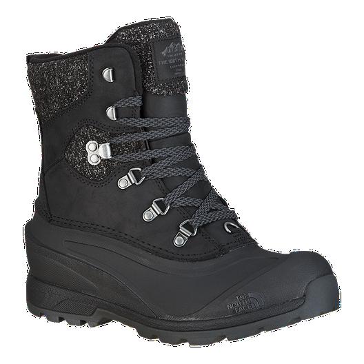 Se Black The Chilkat Winter North Women's Boots Face qpSUVzM