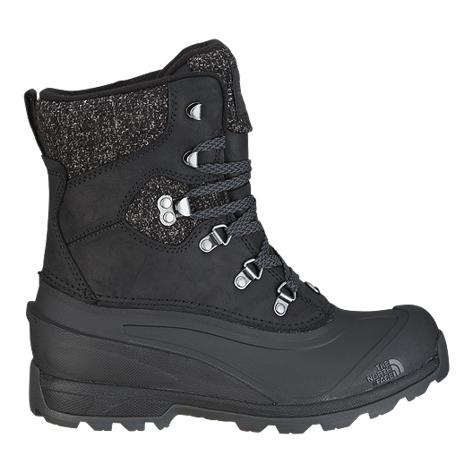 be4156369 The North Face Women's Chilkat SE Winter Boots - Black