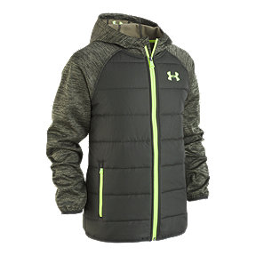 Under Armour Boys' TR Day Trekker Hybrid Winter Jacket