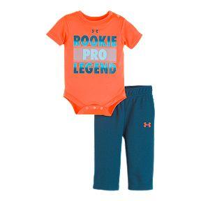 91f291c5d0 Under Armour Newborn Baby Boys  Rookie Pro Legend Pants Set