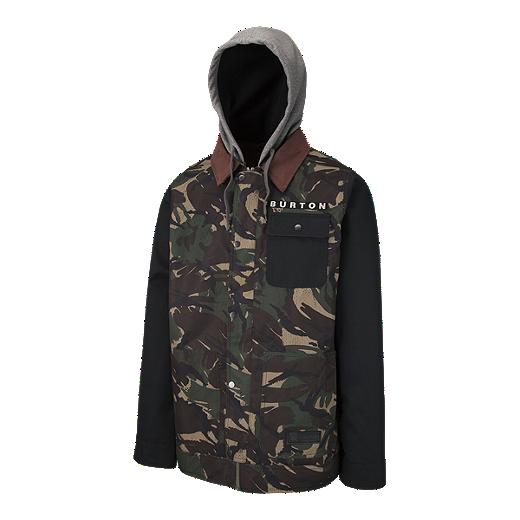 7a3af0faa6 Burton Men's Dunmore Insulated Jacket