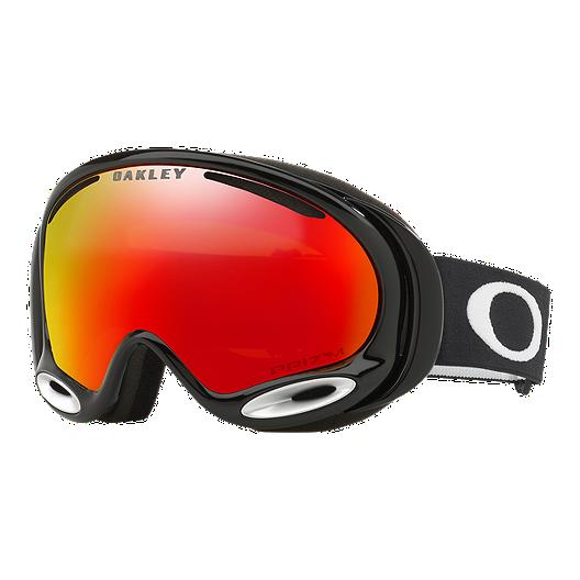 416c4c976 Oakley A-Frame 2.0 Ski & Snowboard Goggles 2018/19 - Jet Black with ...