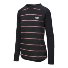 Vans Women's Boom Boom Long Sleeve Raglan T Shirt