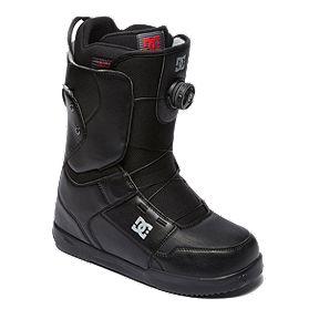 d68aec31960 DC Scout BOA Men s Snowboard Boots 2018 19 - Black