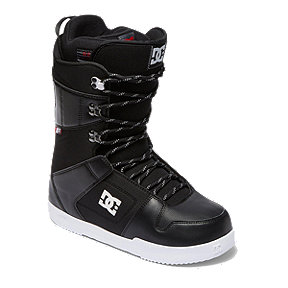 DC Phase Men's Snowboard Boots 2018/19 - Black (Lace)