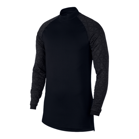 492669cd9ad9 Nike Pro Men s Therma Long Sleeve Shirt