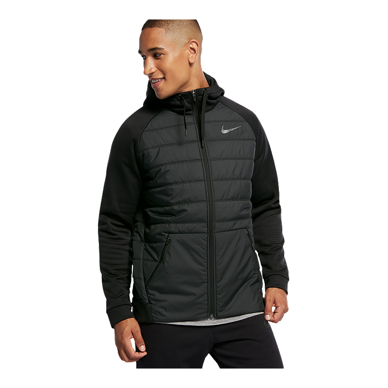 d188374a2 Nike Men's Therma Full Zip Hoodie | Sport Chek