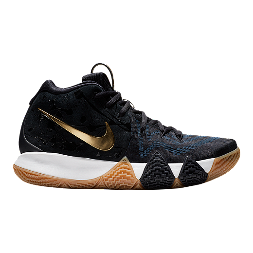 c04961fc6579a0 ... czech nike mens kyrie 4 basketball shoes blue gold pitch blue metallic  gold a4709 799f6