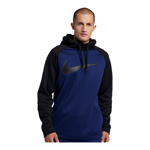 Nike Men's Therma Essential Swoosh Pullover Hoodie