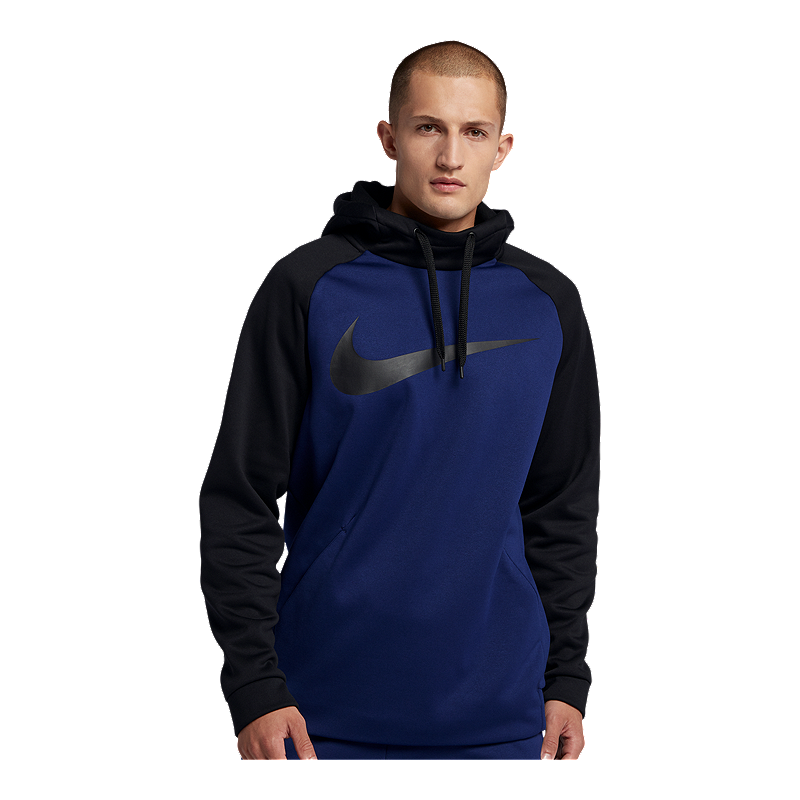 8363a9a43 Nike Men's Therma Essential Swoosh Pullover Hoodie | Sport Chek